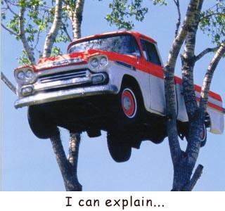 I can explain...