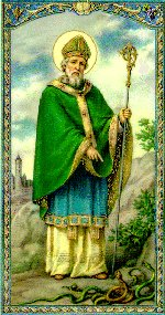who was saint patrick english zone com holiday pages